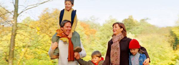 Versicherungs-Check für Patchwork-Familien