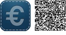 QR-Code für die Mein-Budget-App